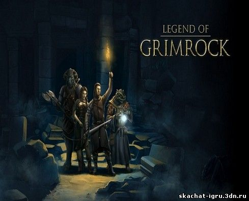 картинка игры Legend of Grimrock Легенда Гримрока