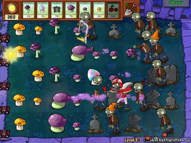 зомби против растений на планшет скачать бесплатно