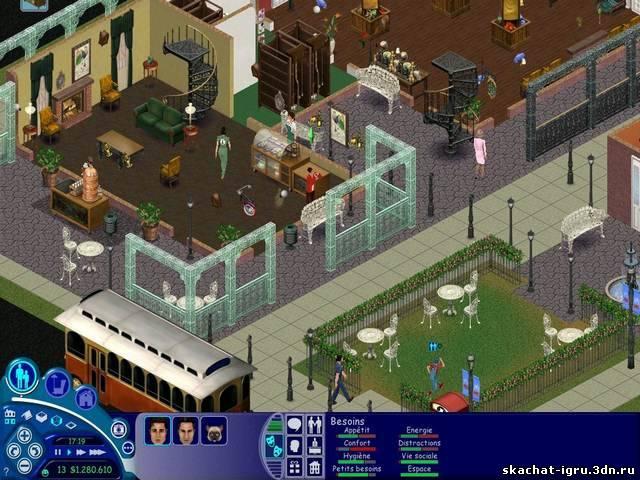 Sims 1 Скачать Торрент Антология - фото 10