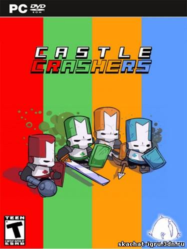 Игра Castle Crashers